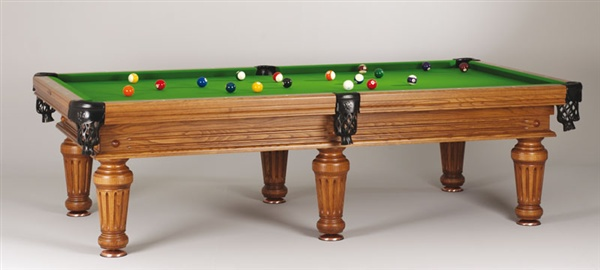 Sam American Pool Table Regenta Slate 9ft