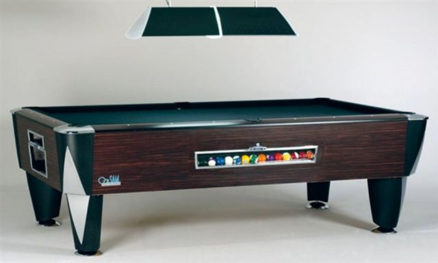 Sam American Pool Table Magno Slate Bed