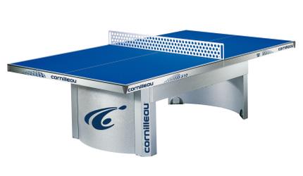 Cornilleau Table Tennis 510 Proline Outdoor Blue or Grey