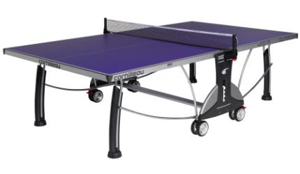 Cornilleau Table Tennis Sport 400M Outdoor Blue or Grey