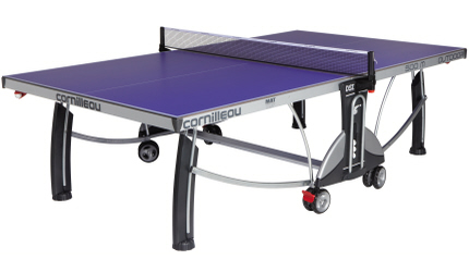 Cornilleau Table Tennis Sport 500M Outdoor Blue or Grey