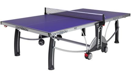 Cornilleau Table Tennis Sport 500M Outdoor Blue or Grey