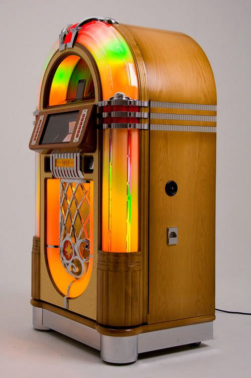 Sound Leisure Jukeboxes, Classic 1015 Jukebox