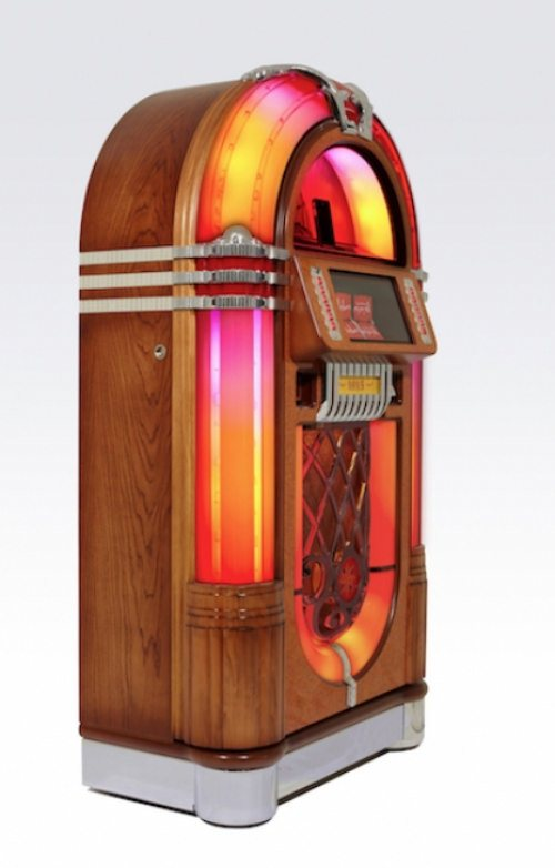 Sound Leisure Jukeboxes 1015 Slimline Jukebox