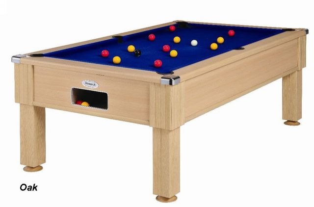 DPT Consort Slate Bed Pool Table