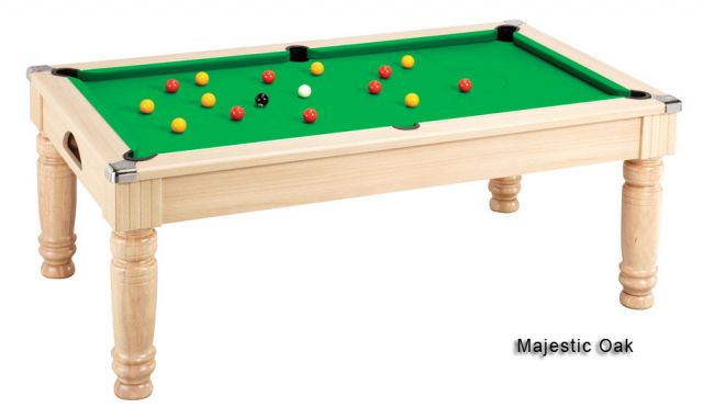 DPT Majestic Slate Bed Pool Table
