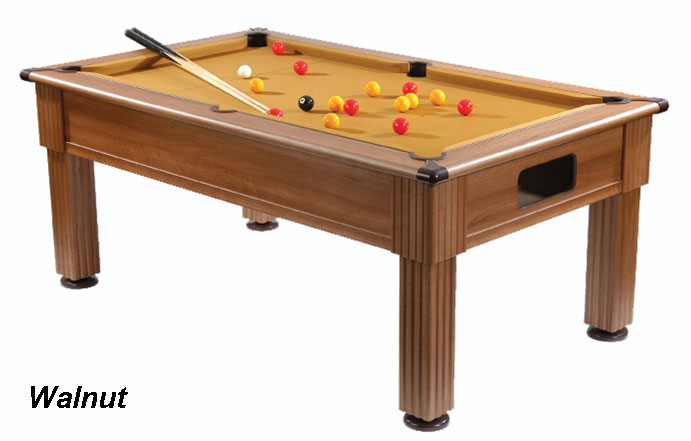 Gatley Traditional Slate Bed Pool Table