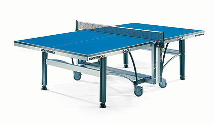 Cornilleau Competition Table Tennis 640 Indoor Blue Table