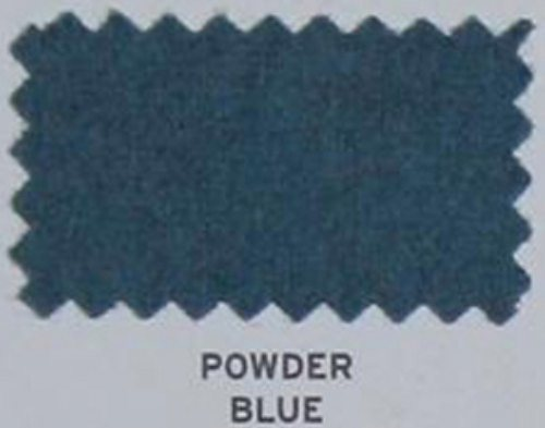 Hainsworth Pool Table Cloth Smart Powder Blue