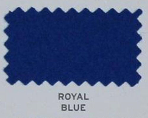 Hainsworth Pool Table Cloth Smart Royal Blue