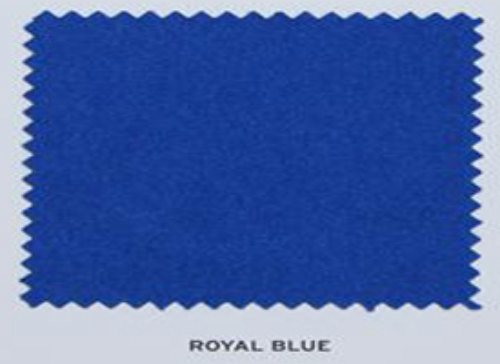 Hainsworth Pool Table Cloth Royal Blue UK Cloth