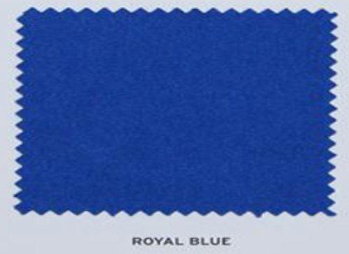 Hainsworth Pool Table Cloth Royal Blue UK Cloth