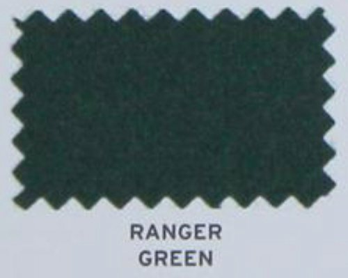 Hainsworth Pool Table Cloth Smart Ranger Green