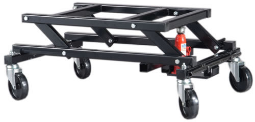 Hydraulic Pool Table Trolley