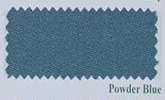Simonis USA Pool Table Cloth Powder Blue