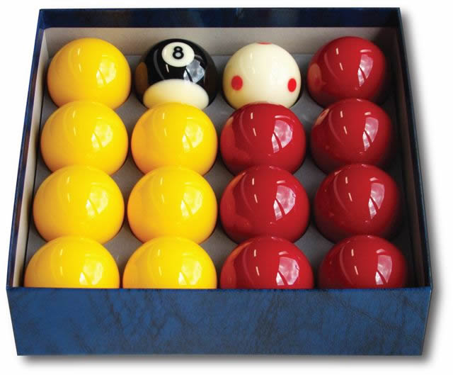 Pool Balls Super Aramith Pro Cup UK 2 Inch Size