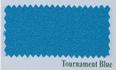 Simonis Pool Cloth Tournament Blue Cloth