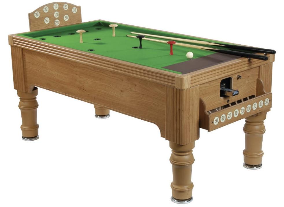 Tim Franklin Pool Tables - Bar billiards table for sale usa