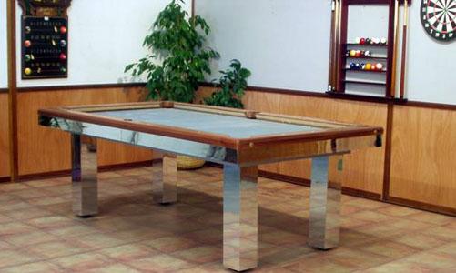 Tim franklin miroir designer 7 pool table for Desire miroir miroir