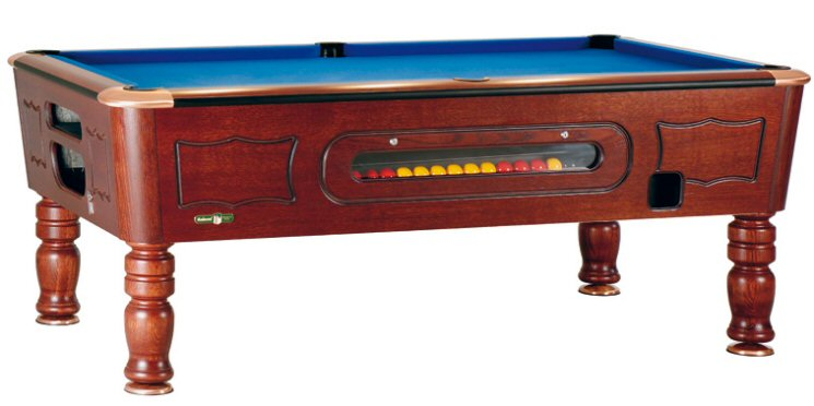 SAM Coin Operated Pool Table Balmoral