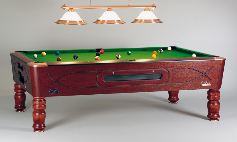 Sam American Pool Table Royal Class Table