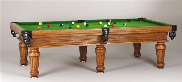 Sam American Pool Table Regenta Slate 9ft