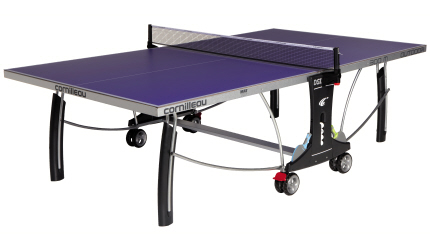 Cornilleau Table Tennis Sport 300S Blue, Green, Grey Outdoor