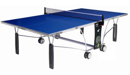 Cornilleau Table Tennis Sport 250S Outdoor Blue or Grey