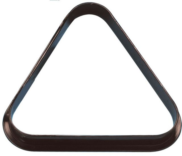 Pool Triangle 10 Ball UK Size for Snooker