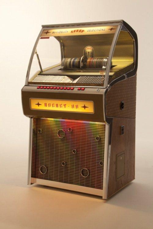Sound Leisure Jukeboxes Rocket 88 Jukebox