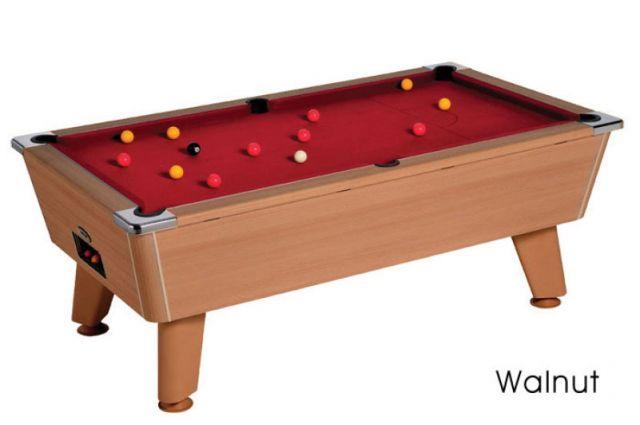 DPT Omega Slate Bed Pool Table