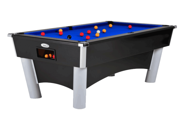 DPT Delta Professional Slate Bed Pool Table