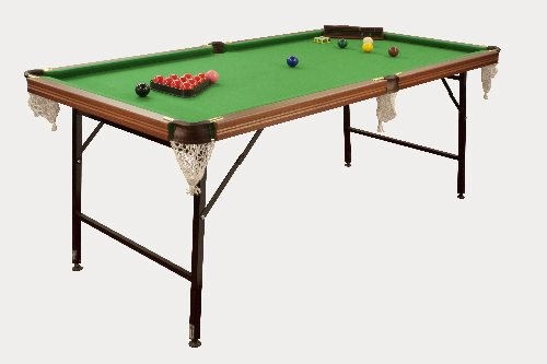 Folding Leg Snooker Table. High Quality Free Delivery