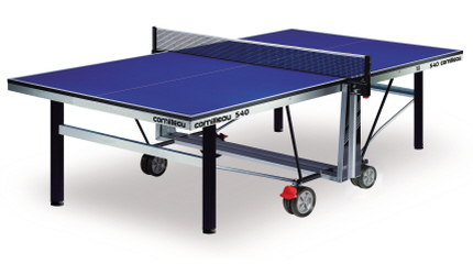 Cornilleau Competition Table Tennis 540 Blue Indoor