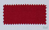 Simonis 7ft Pool Cloth Red 760 UK Cloth Set