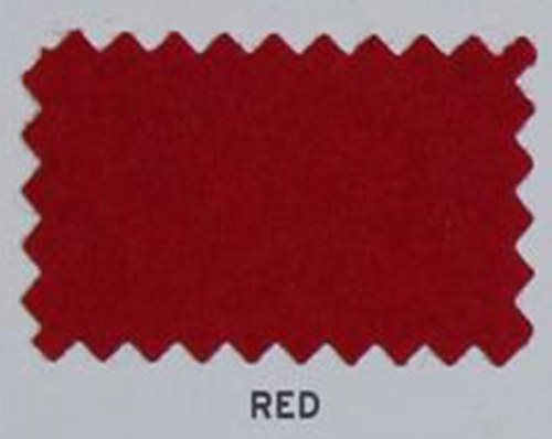 Hainsworth Pool Table Cloth Smart UK Red