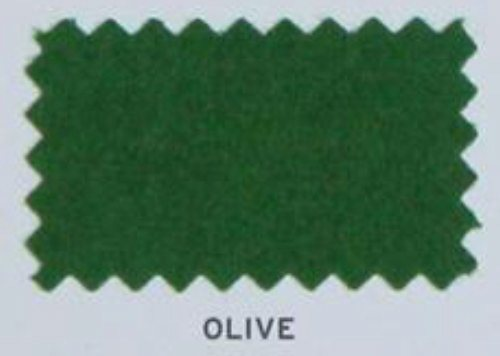 Hainsworth Olive Pool Table Cloth Smart UK