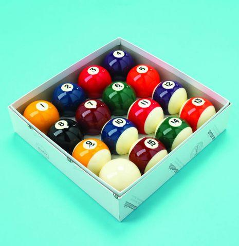 Aramith Balls Spots and Stripes USA Set