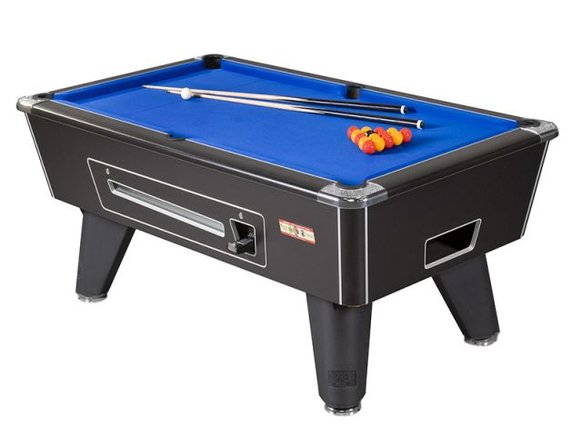 Supreme Winner Coin Operated Pub Pool Table